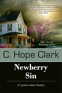 Newberry Sin, by C Hope Clark