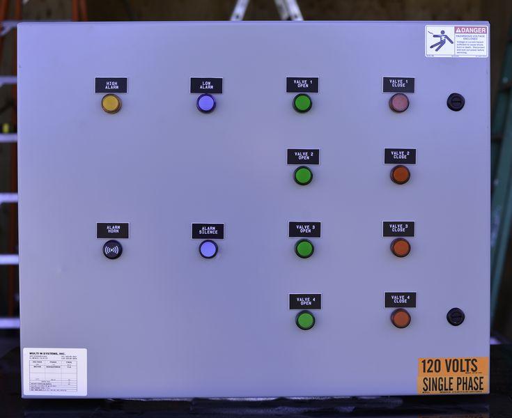 Sentronic - Electronic level control