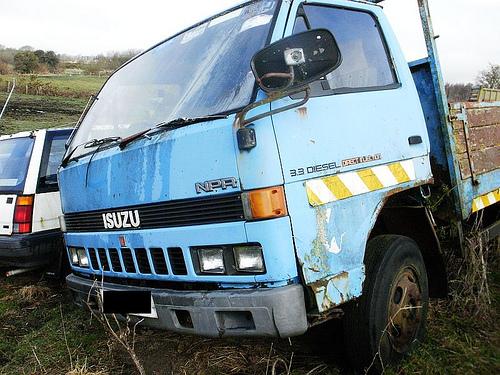 Cash For Old Trucks