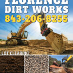 Florence Dirt Works - Quarter Page Ad