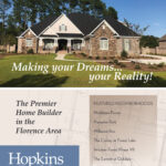 Hopkins Builders - Full Page Ad