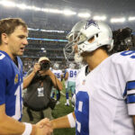 Tony Romo vs Eli Manning for the Hall of Fame
