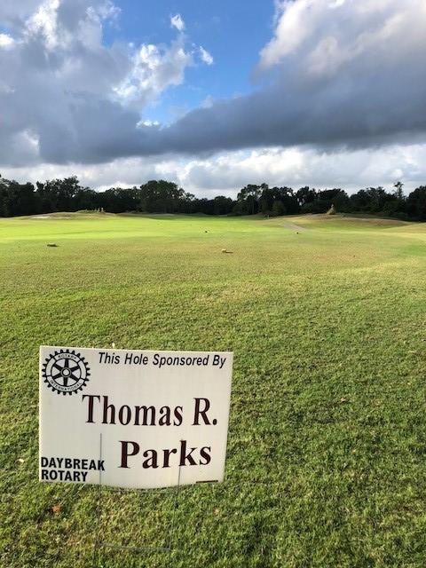 Golf Event Sponsorship