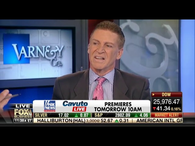 NanoVibronix (NAOV) CEO Brian Murphy on Fox News. | Internet | Biotech Stock Review