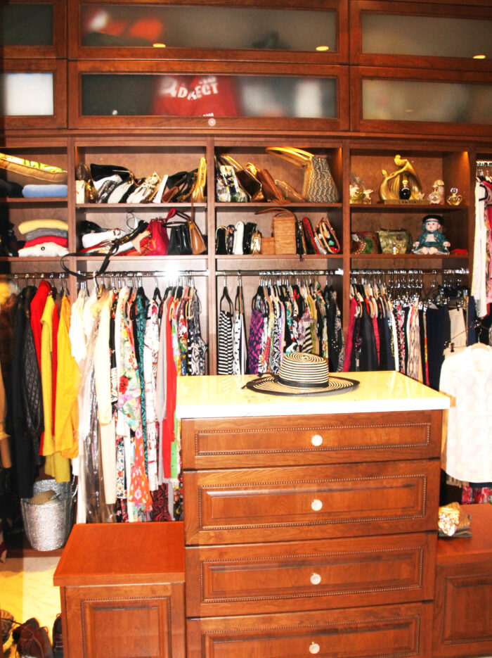 custom closets florida keys
