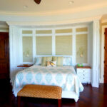 Custom Bedroom Woodwork