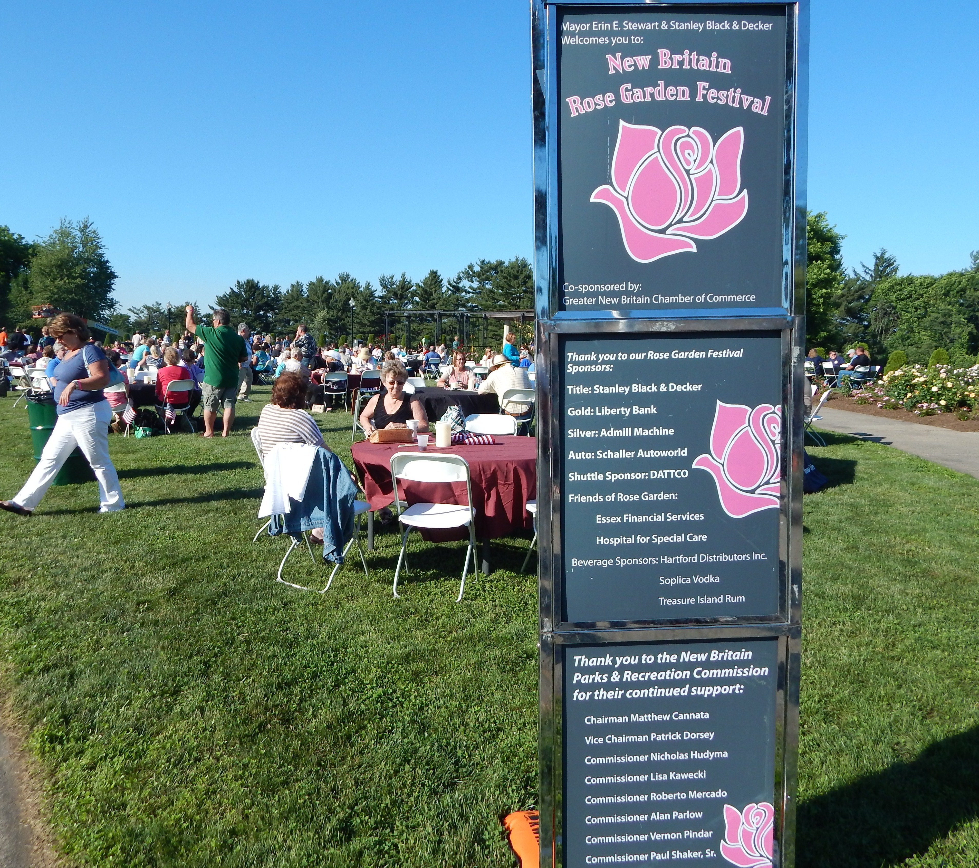 Third Annual Rose Garden Festival