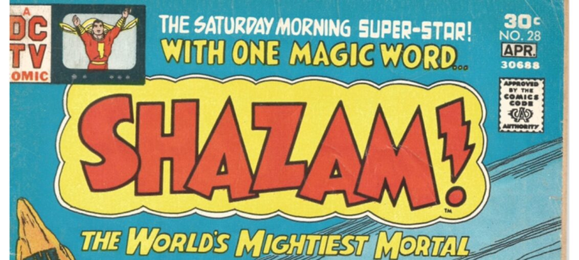 SHAZAM 28 For Sale – Collector Syndicate