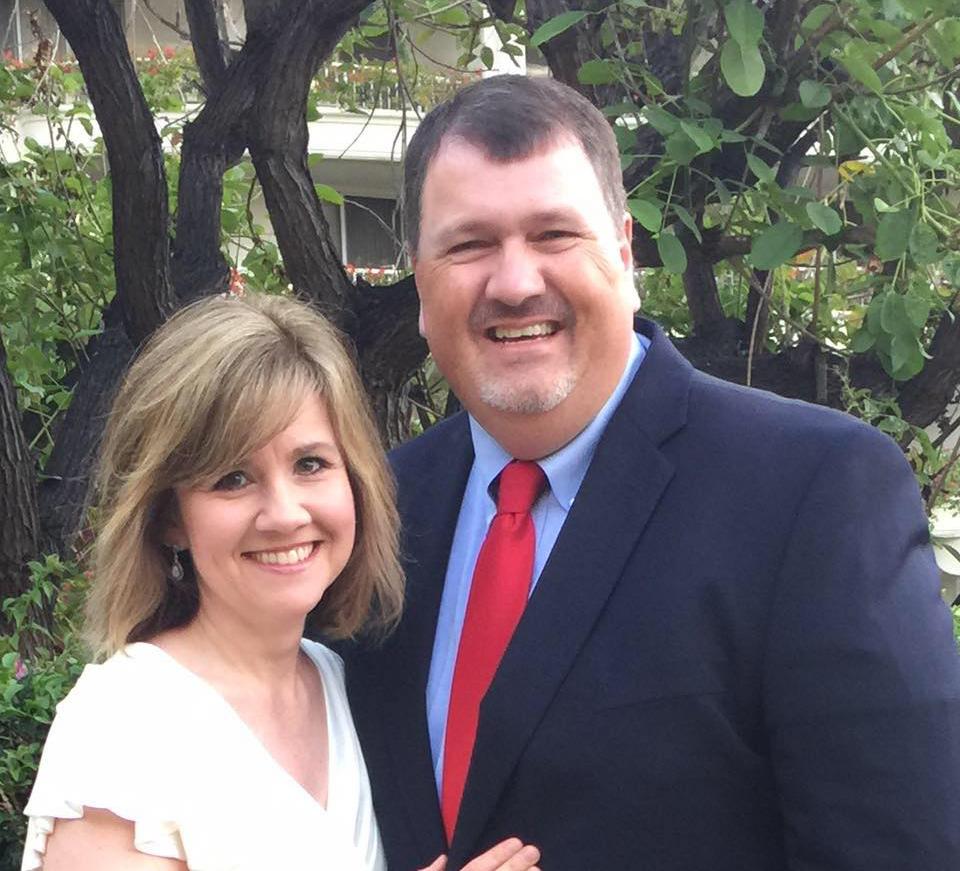 Tom and Sherri McQuillan