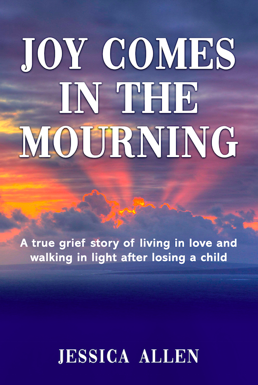 Joy Comes in the Mourning book cover