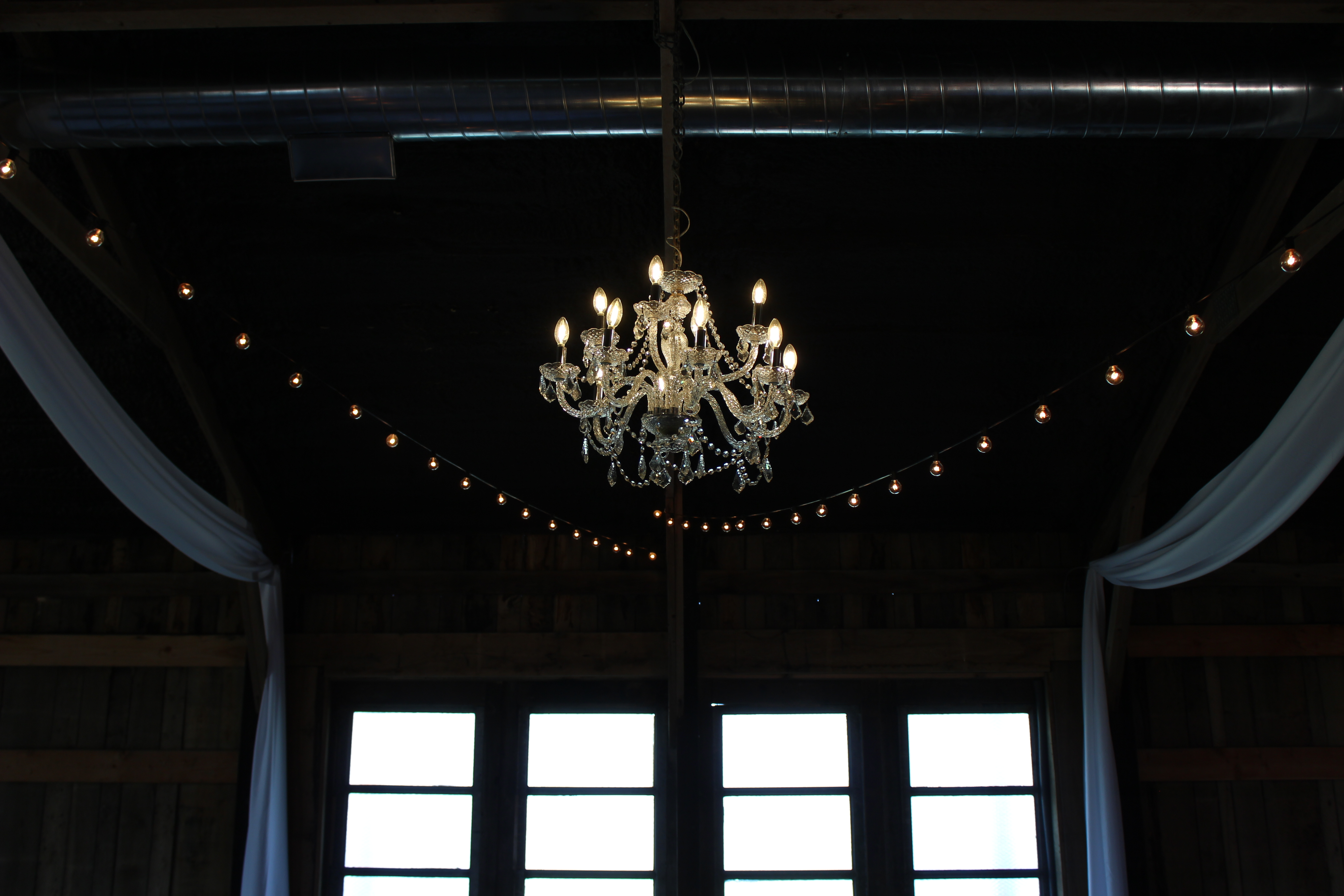 Brophy Creek Chandelier