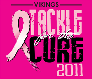 Student Council will be selling pink Tackle for the Cure shirts to Pink Out Merril Green Stadium.