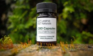 Relax with CBD the highest quality full spectrum CBD from lazarus naturals