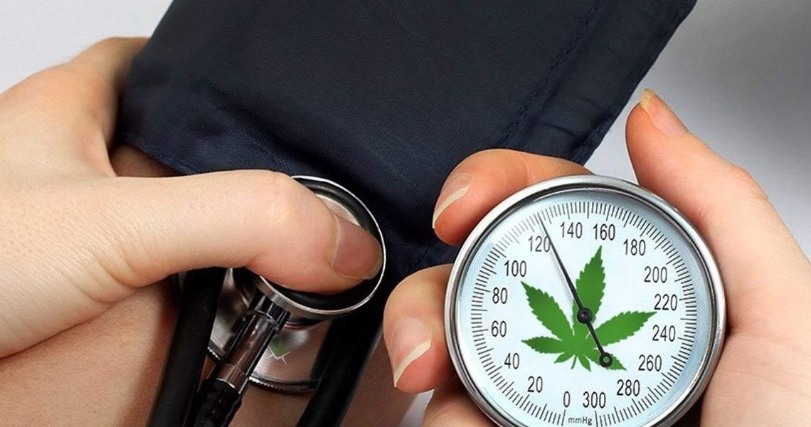 CBD lowers Blood pressure?