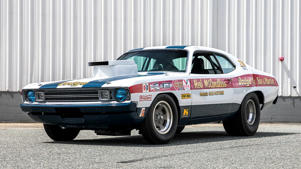 1972 Sox & Martin Pro Stock Dodge Demon