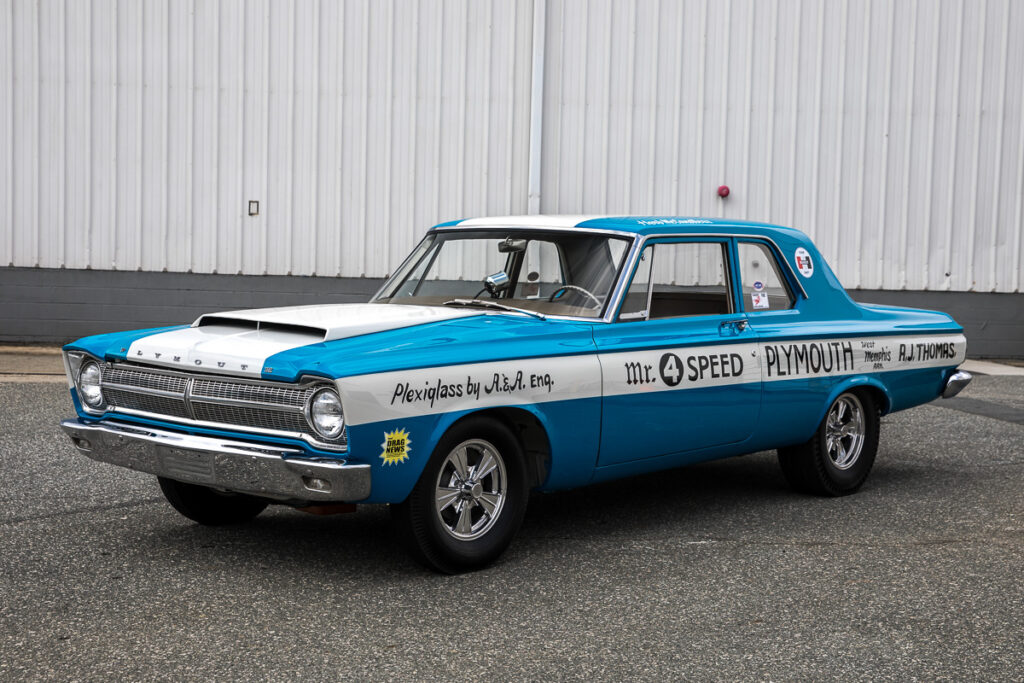 "1965 Plymouth Belvedere A990 ""Mr. 4 Speed"" Tribute"
