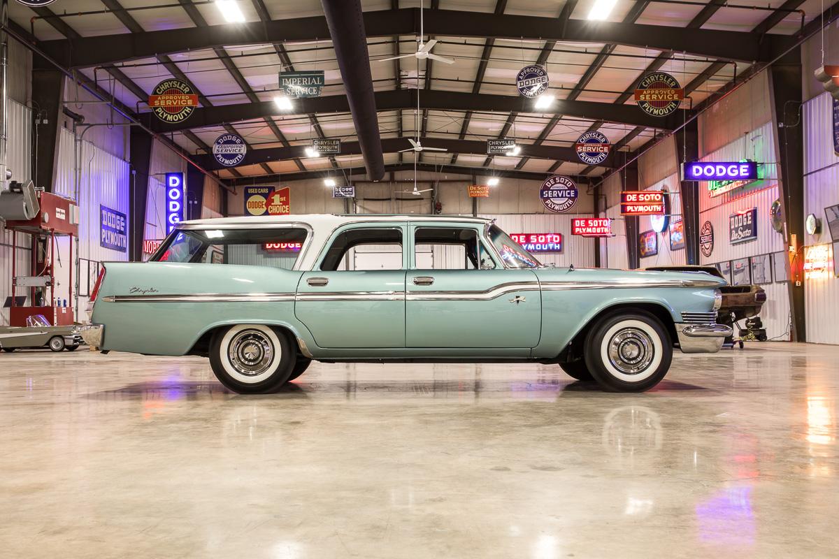 1959 Chrysler Windsor Wagon