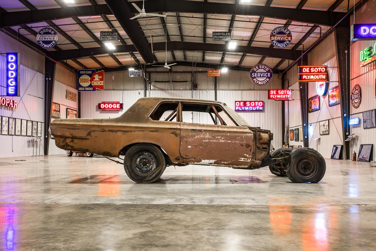 1965 Mr. 4 Speed Plymouth A990 (Original) - Herb McCandless
