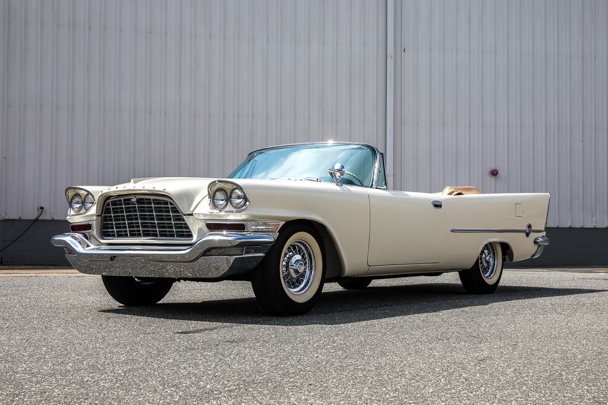 1957 Chysler 300C Convertible