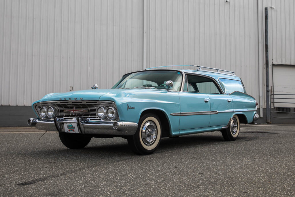 1961 Dodge Polara Wagon