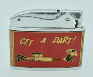 Get A Dart Lighter