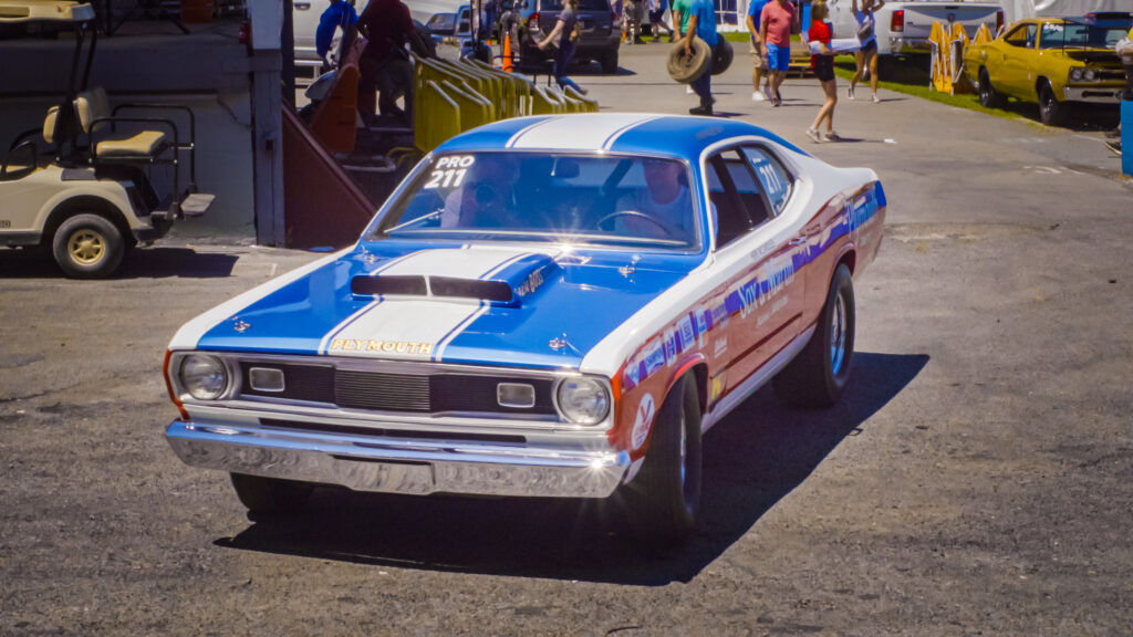 1970 Sox & Martin Pro Stock<br>Plymouth Duster Tribute
