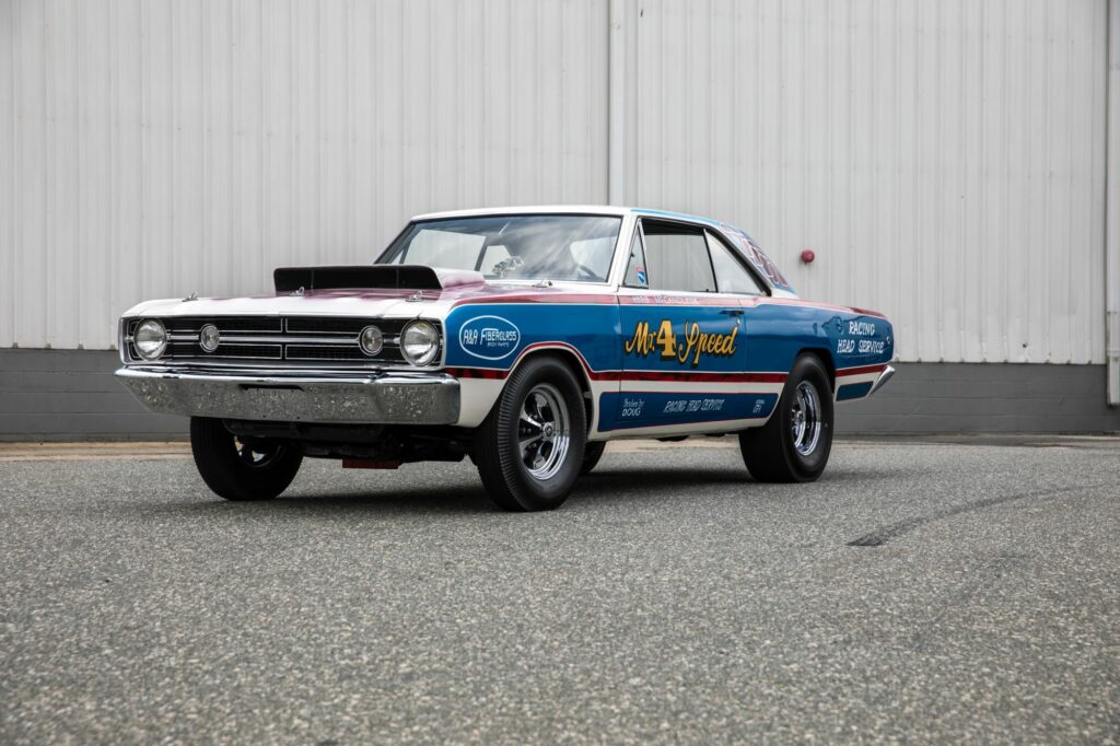 "1968 Dodge Dart LO23<br>""Mr. 4 Speed"""