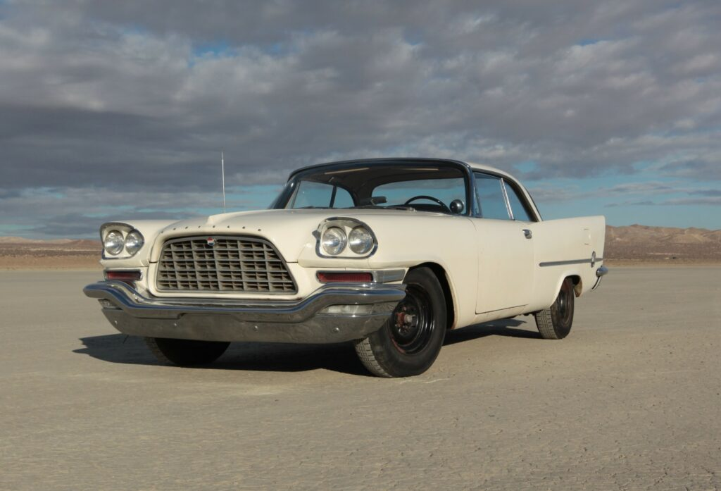 1958 Chrysler 300D <br>Bonneville Land Speed Record
