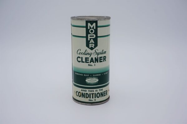 Antique Mopar Cooling System Cleaner and Conditioner, 16 oz can.
