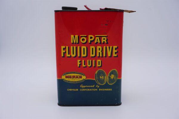 Antique Mopar Fluid Drive Fluid, 16 oz can.