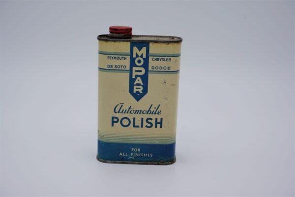Antique Mopar Automobile Polish, 16 oz can.