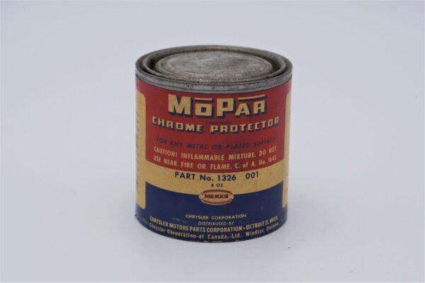 Antique Mopar Chrome Protector, 8 oz can.