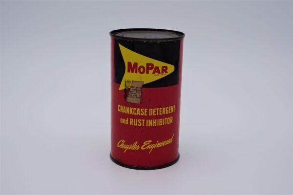Antique Mopar Crankcase Detergent & Rust Inhibitor can, 16 oz.