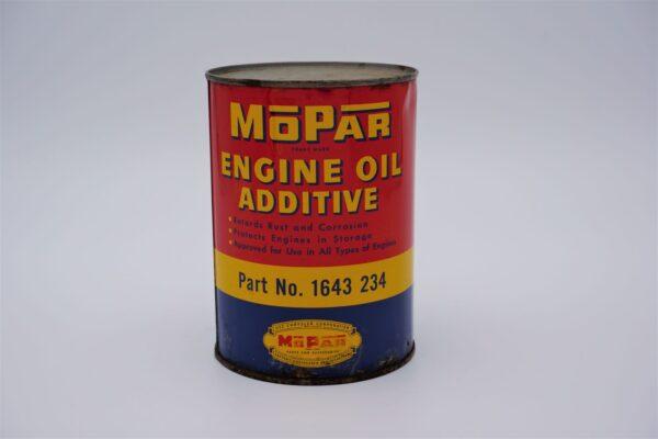 Antique Mopar Engine Oil Additive, 1 quart can.