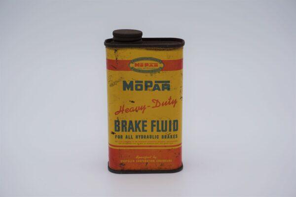 Antique Mopar Heavy Duty Brake Fluid, 8 oz can.