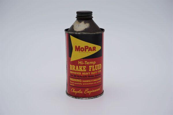 Antique Mopar High Temp Brake Fluid, 12 oz can.