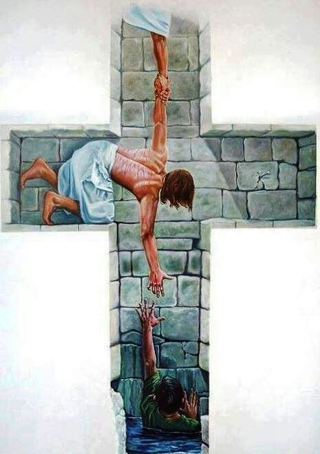 Yeshua bridges the gap.