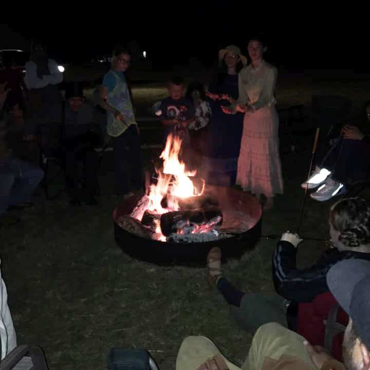 Fellowship by the Fire
