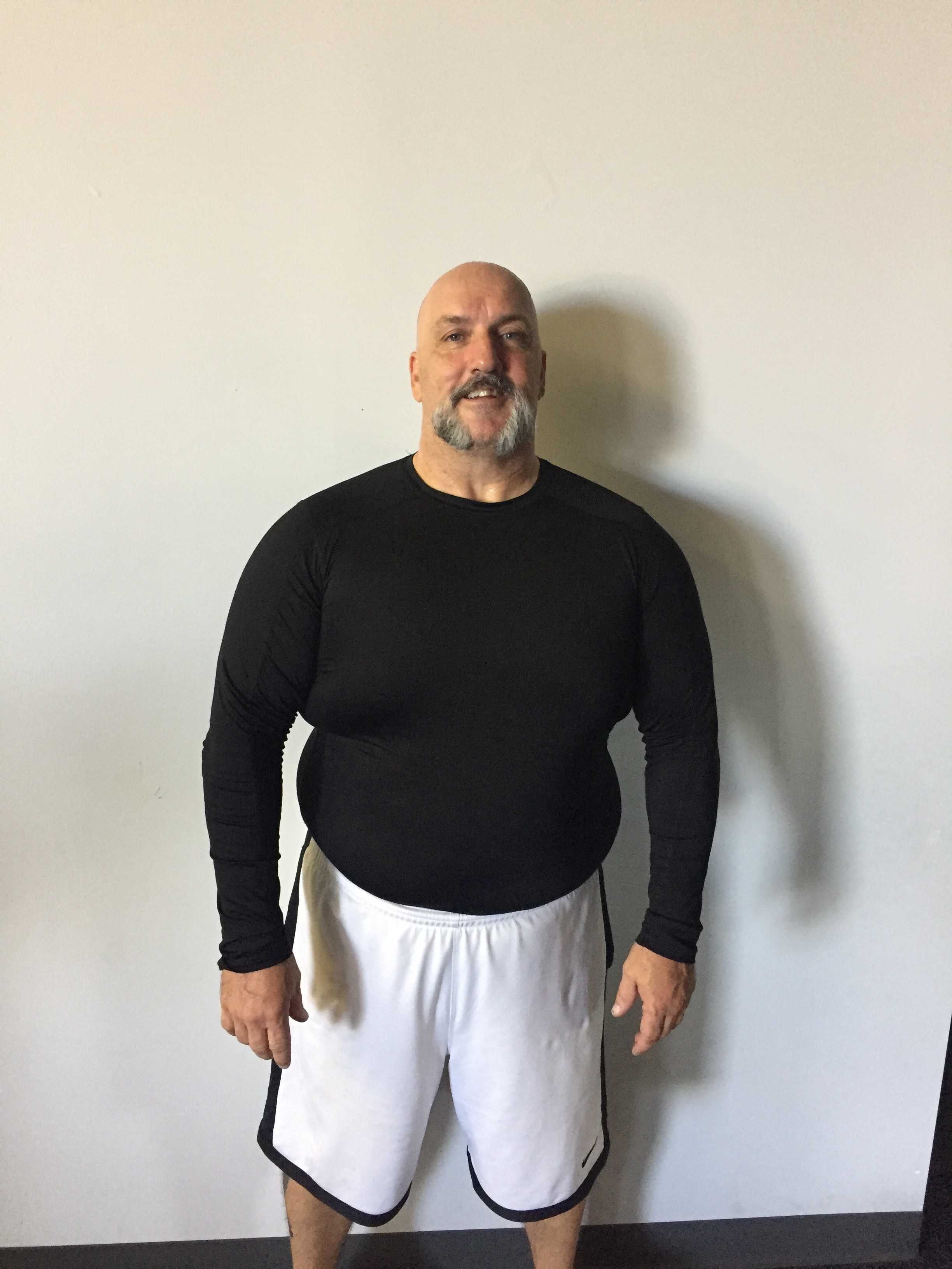 Strongest male client of the month