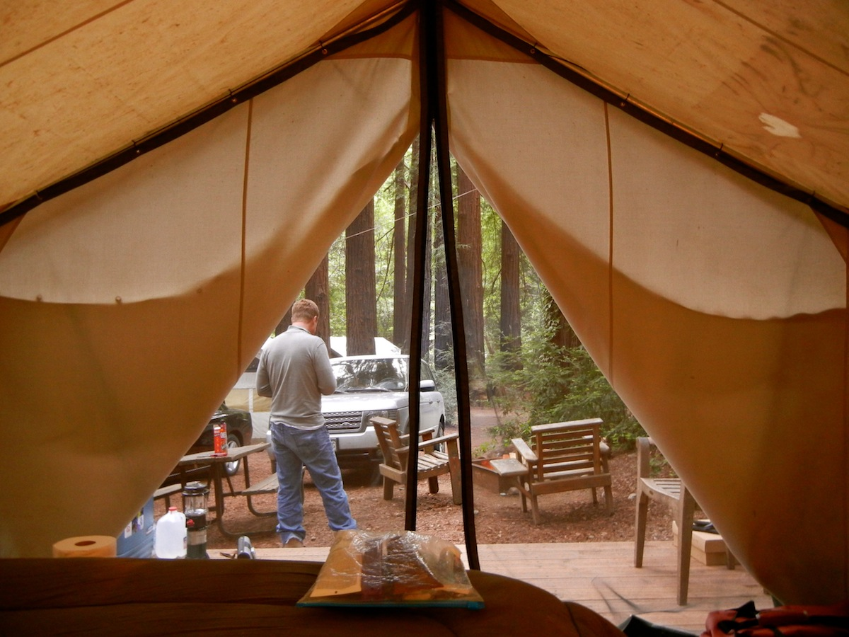 Glamping in Big Sur | Wildluxe