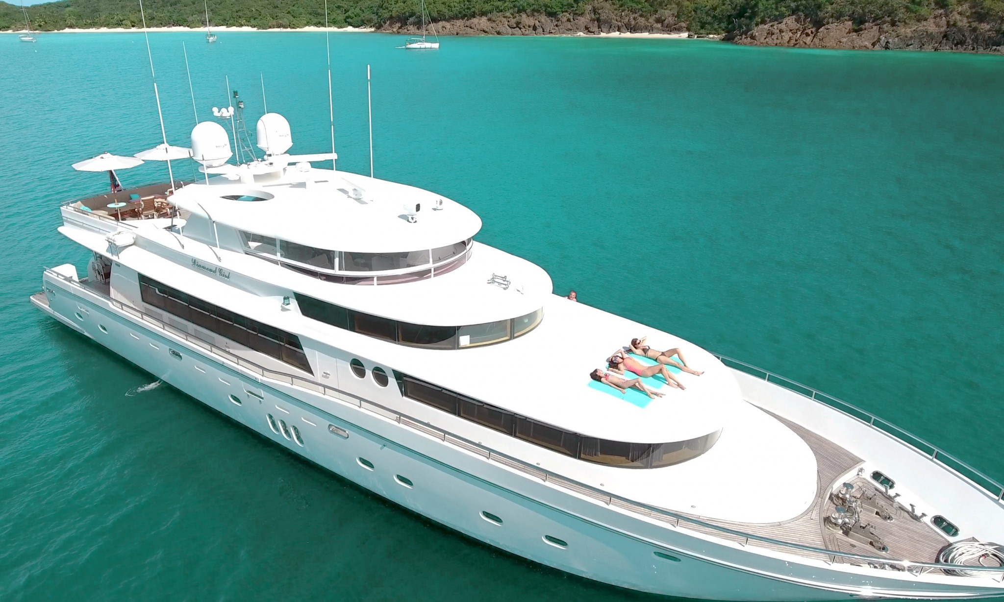 Yacht Vacation Destinations