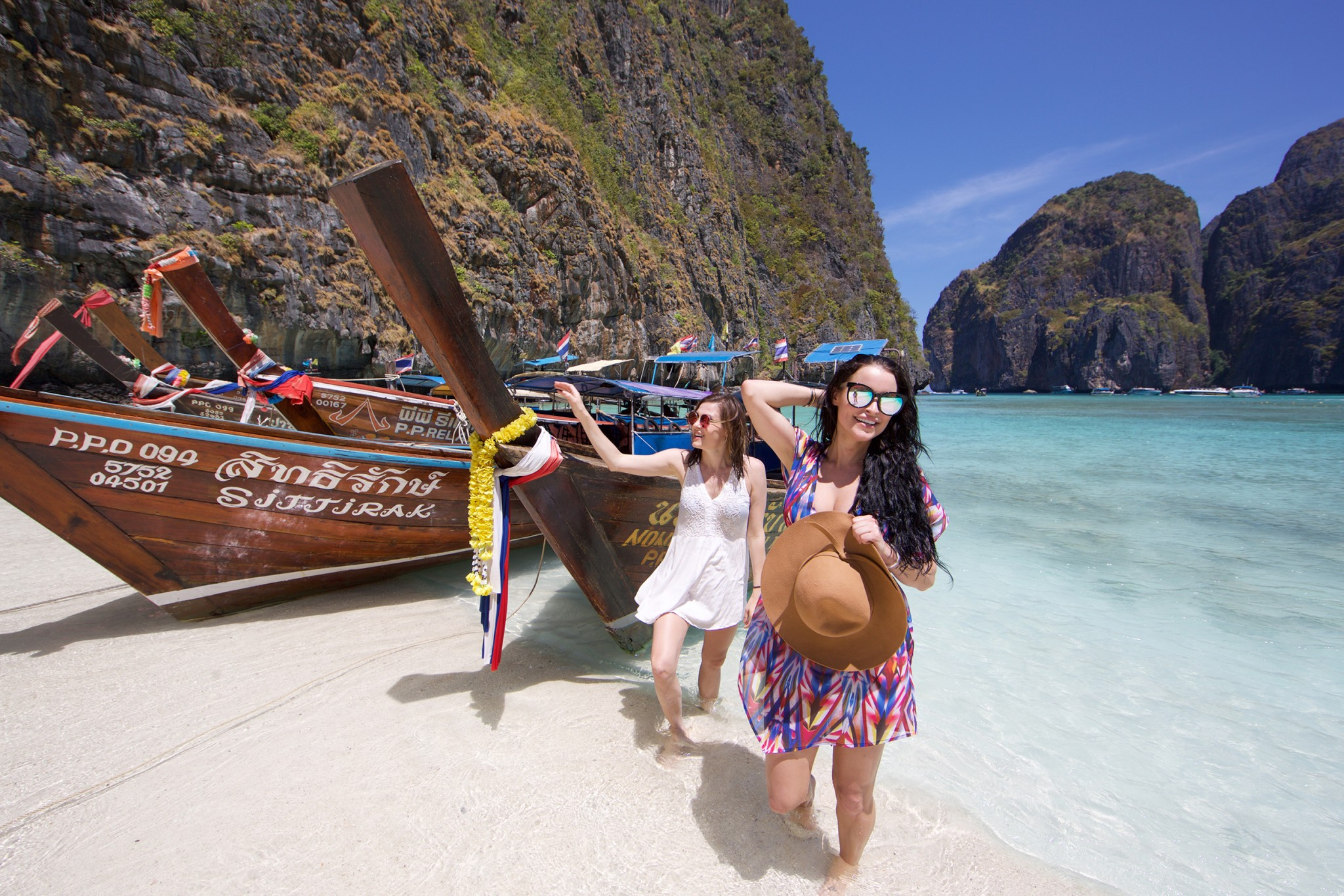 Island Hopping in Thailand