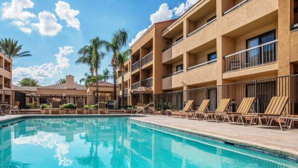Courtyard by Marriott Tucson Airport-Pool