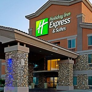Holiday Inn Express-Entrance