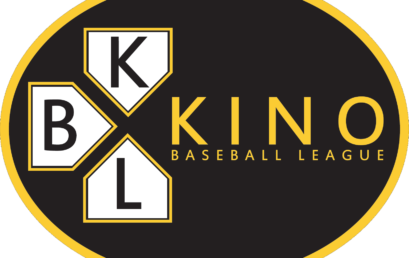 Kino Baseball League logo