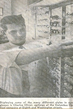 Charles Oliver in 1965