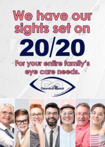 Family eye car needs