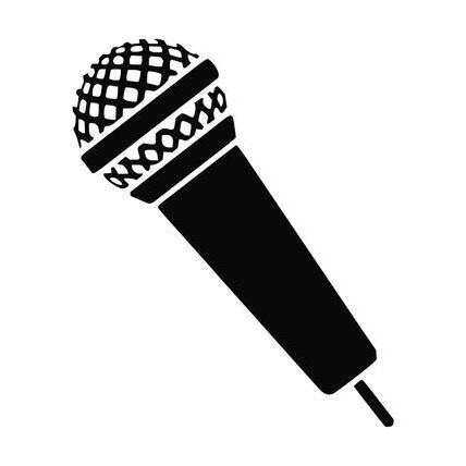 microphone_silhouette