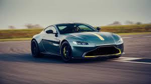 Aston Martin Mempersembahkan Vantage Versi AMR