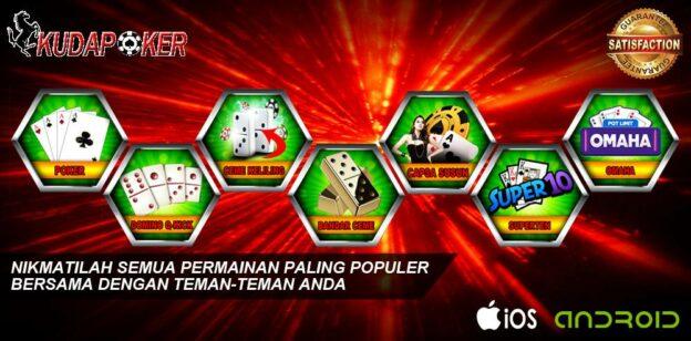 Raih Kemenangan Terbesar Dari Poker Online Dengan Kudapoker